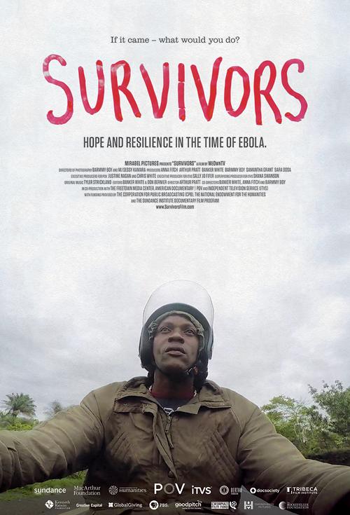 Survivors Trailer