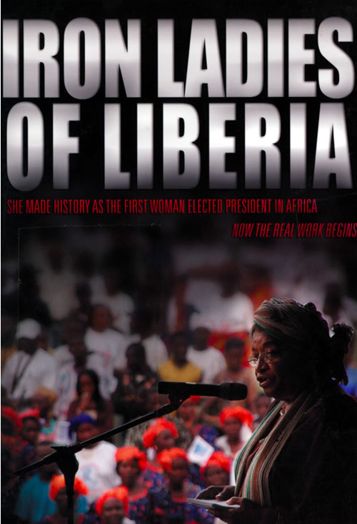 Iron Ladies of Liberia