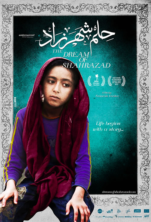 The Dream of Shahrazad