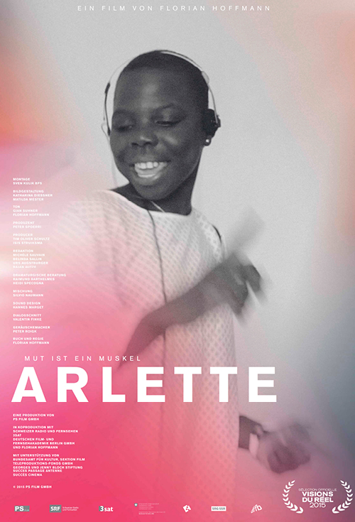 Arlette. Courage is a Muscle