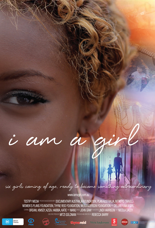 I Am A Girl Trailer