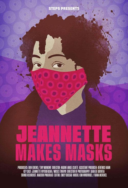 Jeannette Makes Masks